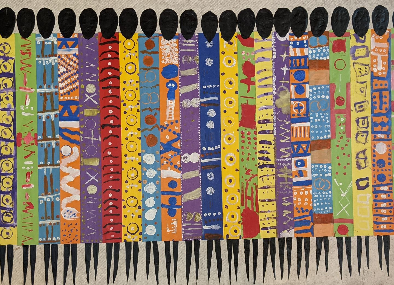 Tingatinga Kunst